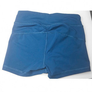 Aeropostale Shorts - Blue Aeropostale Compression Mesh Running Shorts